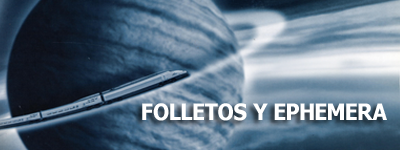 Folletos y Ephemera